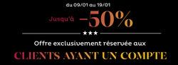 Chaussea coupon à Bordeaux ( 2 jours de plus )
