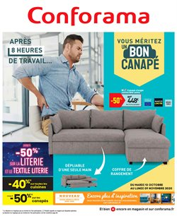 Conforama coupon à Marseille ( Expiré )