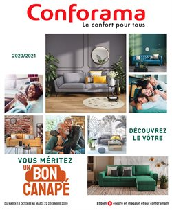 Conforama coupon à Paris ( Expiré )