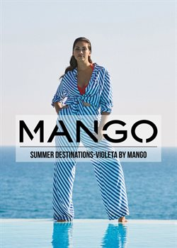 Summer Destinations - Violeta by Mango