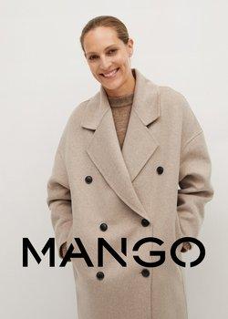 Mango coupon ( Plus d'un mois )