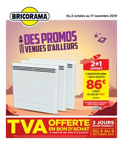 Bricorama coupon à Lyon ( Expiré )
