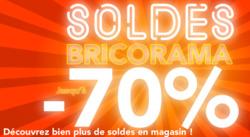 Promos de Bricorama dans le prospectus à Châlons-en-Champagne