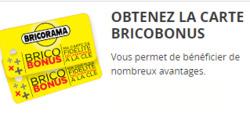 Promos de Bricorama dans le prospectus à Paris