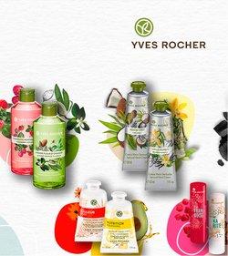 Yves Rocher coupon ( 27 jours de plus )
