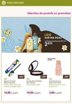 Promos de Parfumeries et Beauté dans le prospectus à Yves Rocher ( Nouveau)