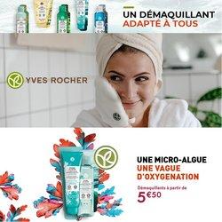 Promos de Parfumeries et Beauté dans le prospectus à Yves Rocher ( 6 jours de plus)