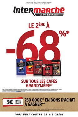 Intermarché Contact coupon ( Il y a 3 jours )