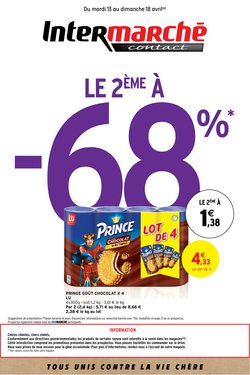 Intermarché Contact coupon ( Expiré )