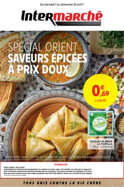 Intermarché Contact coupon ( 3 jours de plus )