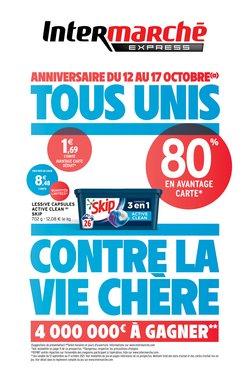 Intermarché Express coupon ( Expiré)
