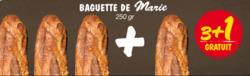 Promos de Restaurants dans le prospectus de Marie Blachère à Saint-Martin-d'Hères