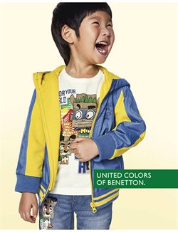 Promos de United Colors Of Benetton dans le prospectus à Paris