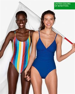 Maillot de bain à United Colors Of Benetton