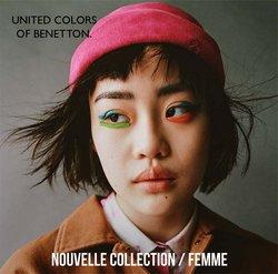 Promos de United Colors Of Benetton dans le prospectus à United Colors Of Benetton ( Plus d'un mois)
