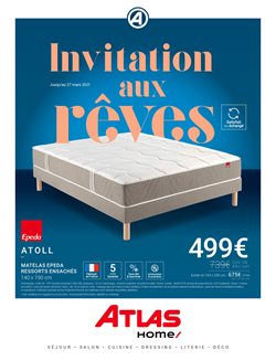 Atlas coupon ( 27 jours de plus )