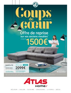 Atlas coupon ( 23 jours de plus )