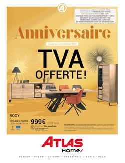 Atlas coupon ( 15 jours de plus)