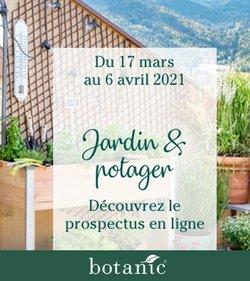 Botanic coupon ( Expiré )