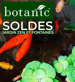 Promos de Jardineries et Animaleries dans le prospectus à Botanic ( 5 jours de plus)