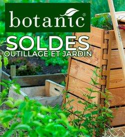 Promos de Jardineries et Animaleries dans le prospectus à Botanic ( 2 jours de plus)