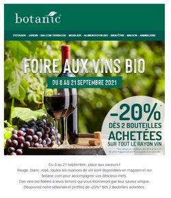 Promos de Botanic dans le prospectus à Botanic ( 5 jours de plus)