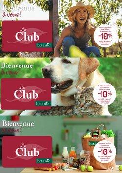 Botanic coupon ( 15 jours de plus)