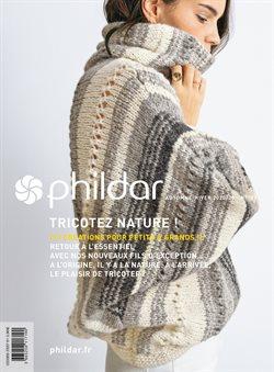 Phildar coupon à Paris ( Il y a 2 jours )