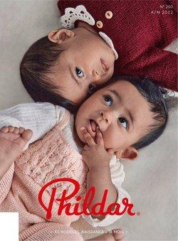 Promos de Phildar dans le prospectus à Phildar ( Plus d'un mois)
