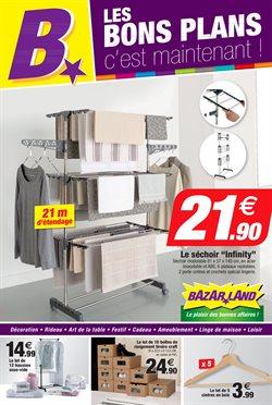 Bazarland coupon ( Expiré )
