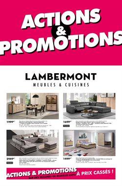 Meubles Lambermont coupon ( Expiré )