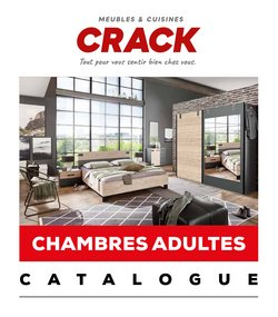 Promos de Meubles Crack dans le prospectus à Meubles Crack ( Plus d'un mois)