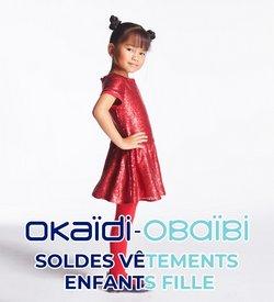 Okaïdi coupon ( Expire ce jour)