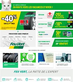 feu vert catalogue r duction et code promo mars 2018. Black Bedroom Furniture Sets. Home Design Ideas