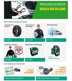 Good year à Feu Vert