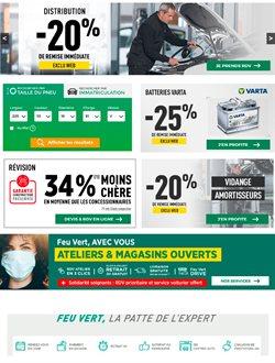 Feu Vert coupon à Lyon ( Expiré )