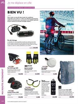 Vêtements de cyclisme à Norauto