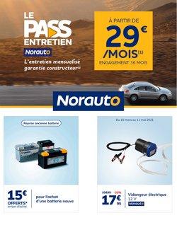 Norauto coupon ( 9 jours de plus )
