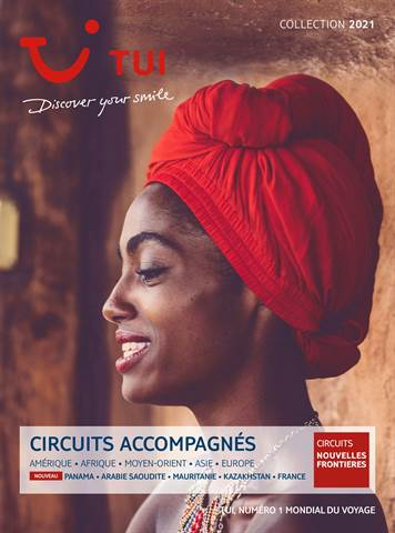 Circuits Accompagnés Collection 2021