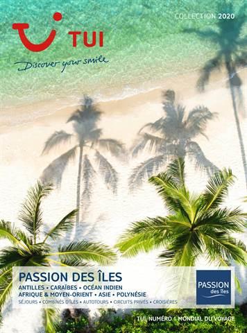 Séjour Passion des îles 2020