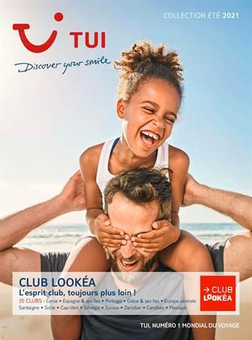 TUI Club Lookéa Été 2021