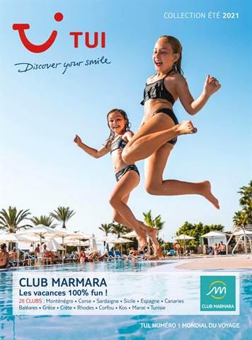 TUI Club Marmara Été 2021