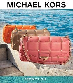 Promos de Michael Kors dans le prospectus à Michael Kors ( 22 jours de plus)