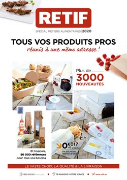 Retif coupon ( Expiré )