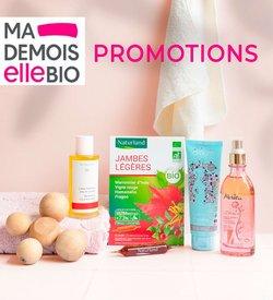 Promos de Parfumeries et Beauté dans le prospectus à Mademoiselle bio ( Expire demain)