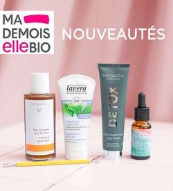 Promos de Parfumeries et Beauté dans le prospectus à Mademoiselle bio ( 3 jours de plus)
