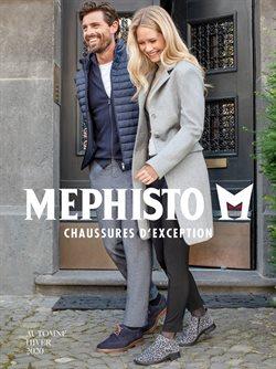 Mephisto coupon ( Plus d'un mois )