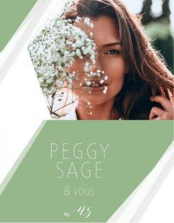Peggy Sage coupon ( Expire ce jour )