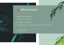 Promos de Richardson dans le prospectus à Richardson ( Plus d'un mois)