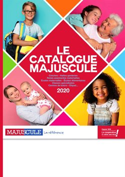 Majuscule coupon à Paris ( Plus d'un mois )